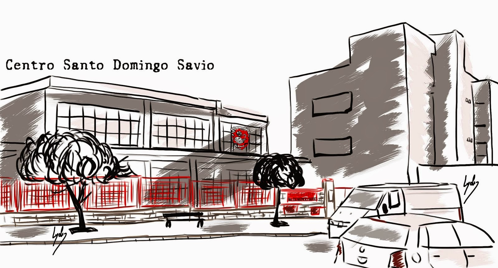 Rodant pel món es un blog del Centro Santo Domingo Savio, Petrer