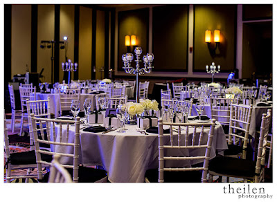 Modern Black and White Wedding l Theilen Photo l Atlantis Reno l Take the Cake Event Planning