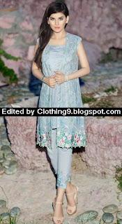 Ayesha Usman Eid Collection 2015