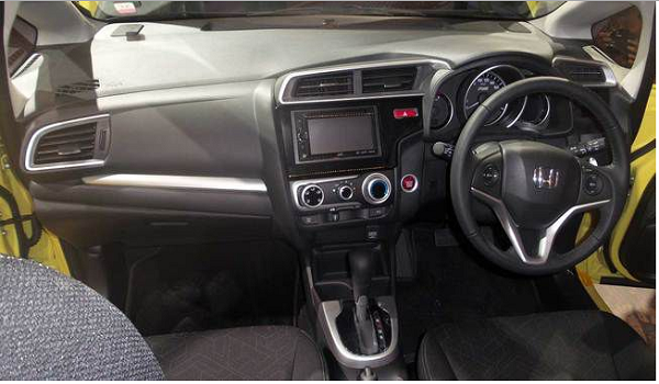 Interior All New Honda Jazz