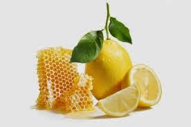 وصفة العسل و الليمون