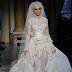 Alexander McQueen vestidos de dama de honra 2014 2015