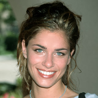 Picture of Actress Amanda Peet who had postpartum depression