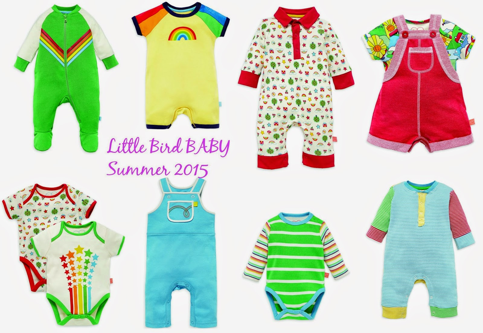 Little Bird Baby Clothes