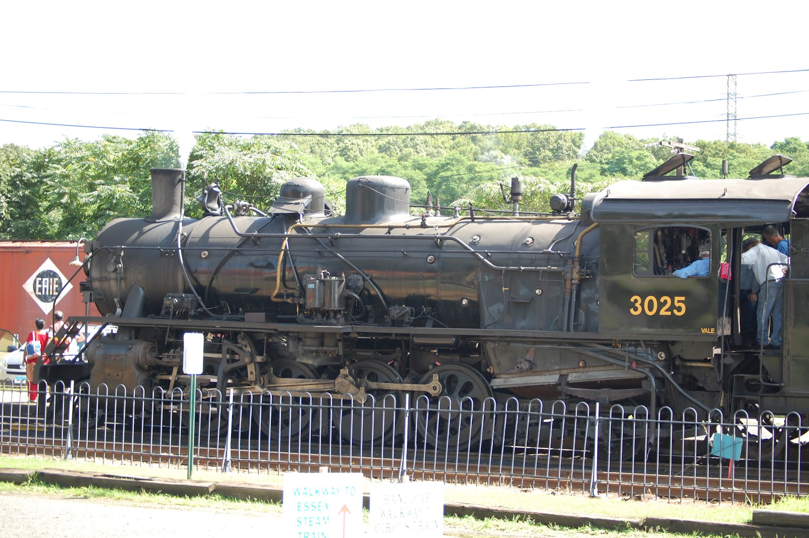 Essex steam train and riverboat images 17