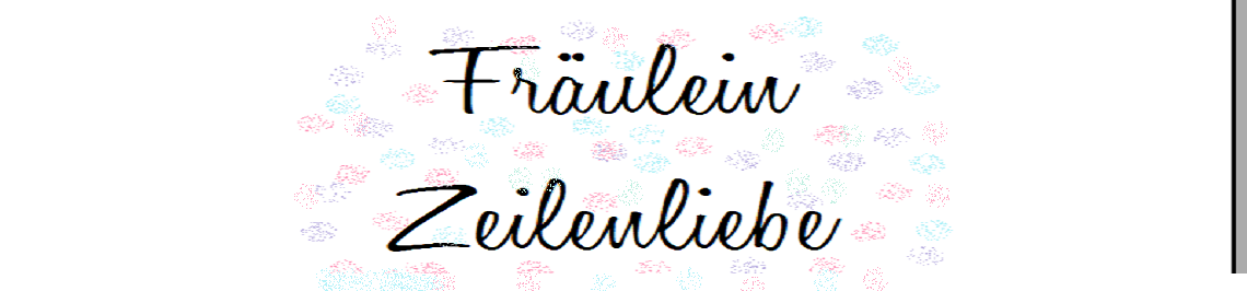 FräuleinZeilenliebe