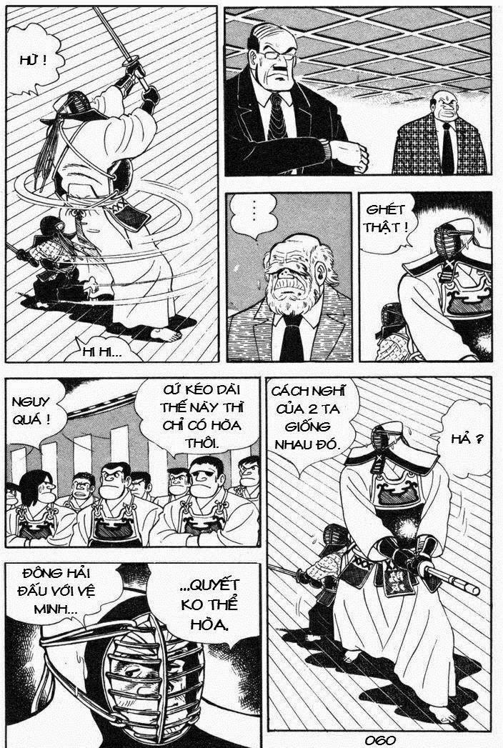Siêu quậy Teppi chap 54 - Trang 19