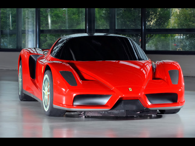 Foto Mobil Konsep Ferrari Millechili 01