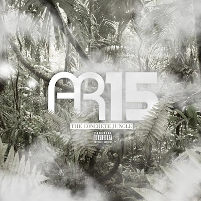 AR15 - CONCRETE JUNGLE cover