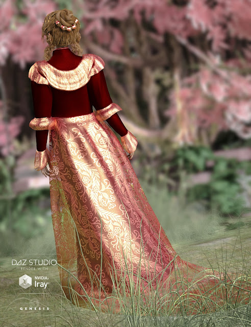 MFD Expansion Pack 1 for Genesis 3 Female