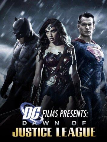 Dawn of the Justice League (HDTV 720p Ingles Subtitulada) (2016)