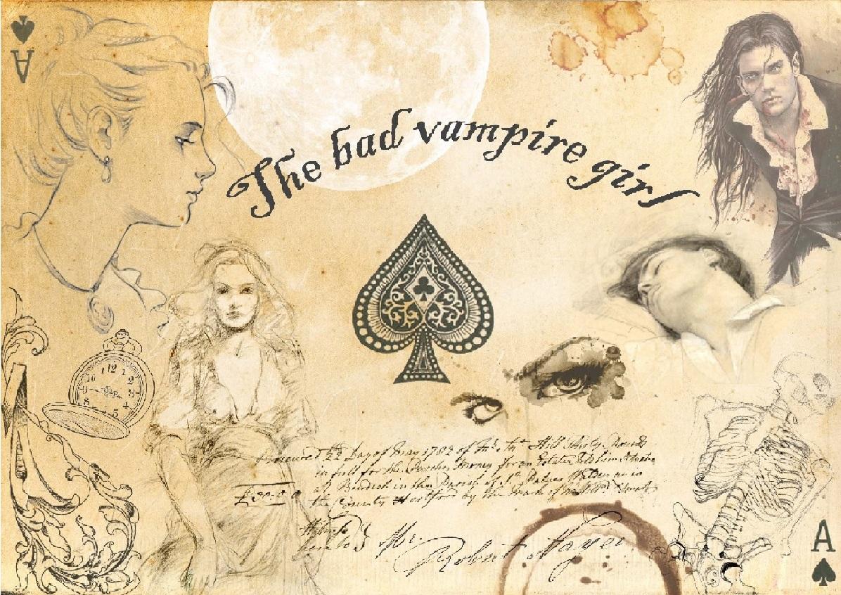 The bad vampire girl
