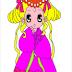 Tải game bé tập tô màu công chúa cho điện thoại android
