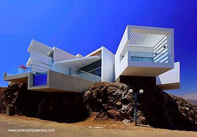 Arquitectura moderna del Perú