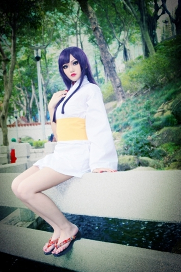 Fairy Tail Cosplay Ultear By Ki Anime Cosplay