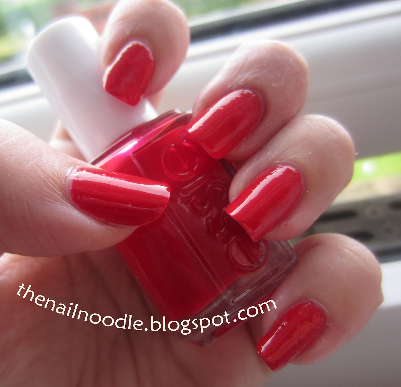 The Nail Noodle: Essie Russian Roulette Nail Polish