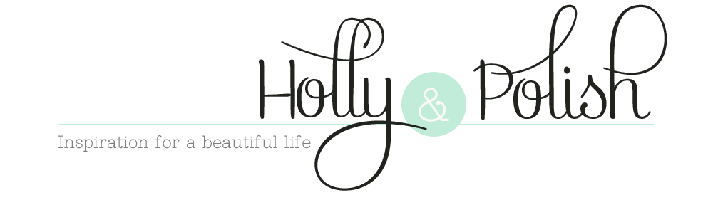 Holly and Polish: A Nail Polish and Beauty Blog