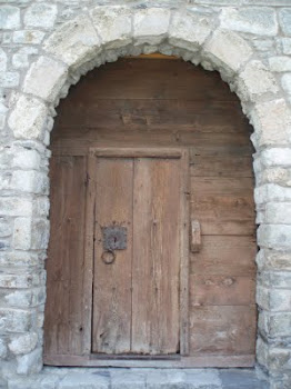Pas barrat (porta de Vielha)