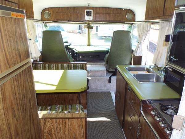 Used RVs 1973 Apollo Neptune Motorhome For Sale by Owner