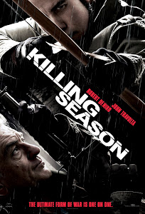 Poster Of Killing Season (2013) Full English Movie Watch Online Free Download At Downloadingzoo.Com