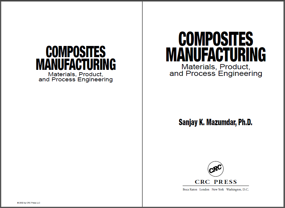 Composites Manufacturing Processes