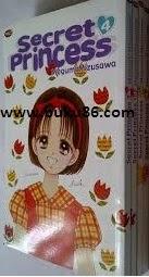 Komik Secret Princess by Megumi Mizusawa