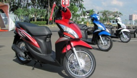 Honda Spacy 2011 Skutik Spesifikasi dan Harga