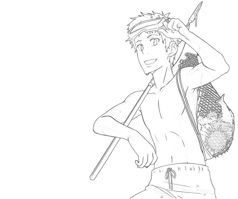 printable-takeshi-yamamoto-hunting-coloring-pages