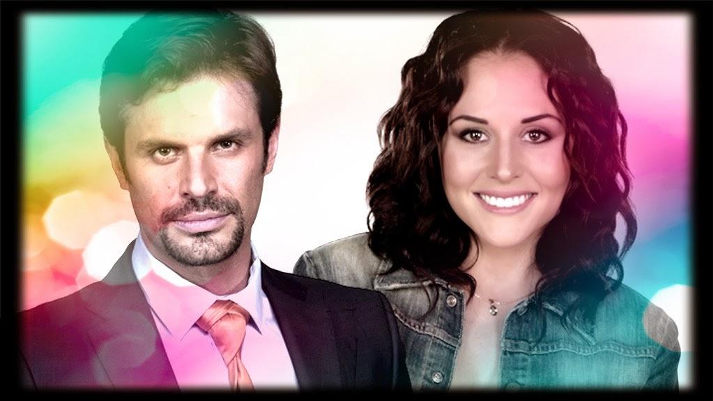Zuria Vega Y Pablo Lyle La joven actriz Zuria Vega