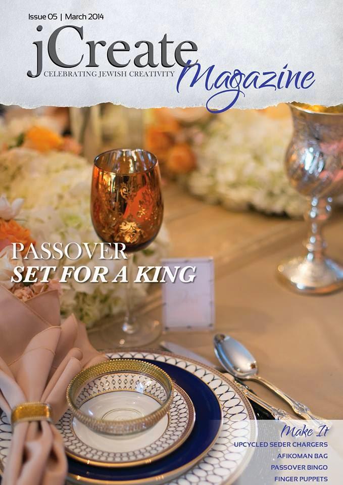 jCreate Passover