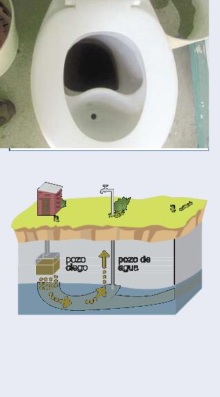 Inodoro Para Baño Seco: de las aguas subterrá- neas, ríos y lagos; de los cuales se
