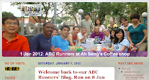 ABC Runners' Blog started on 25 May 2009 and has posted more than 260 items