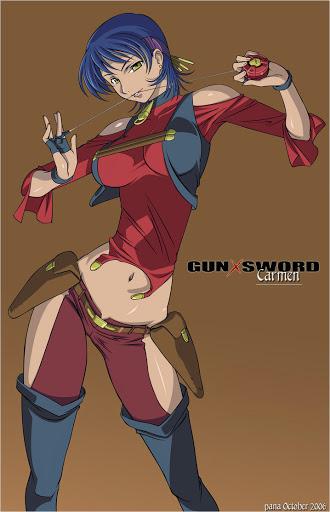 Gun X Sword Trọn Bộ