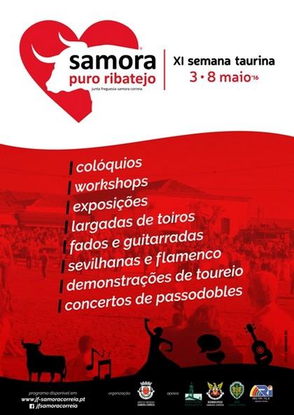 Samora Correia- XI Semana Taurina- 3 a 8 Maio