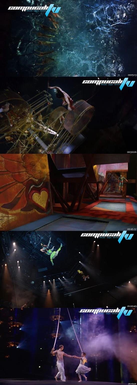 Cirque du Soleil Worlds Away DVDRip Latino