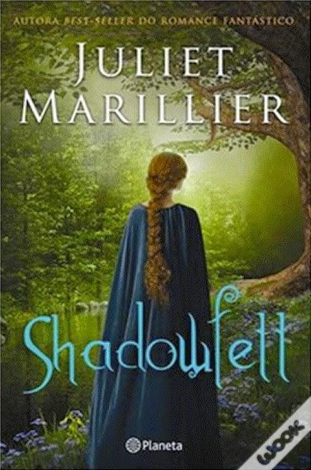 Série Shadowfell_livro I