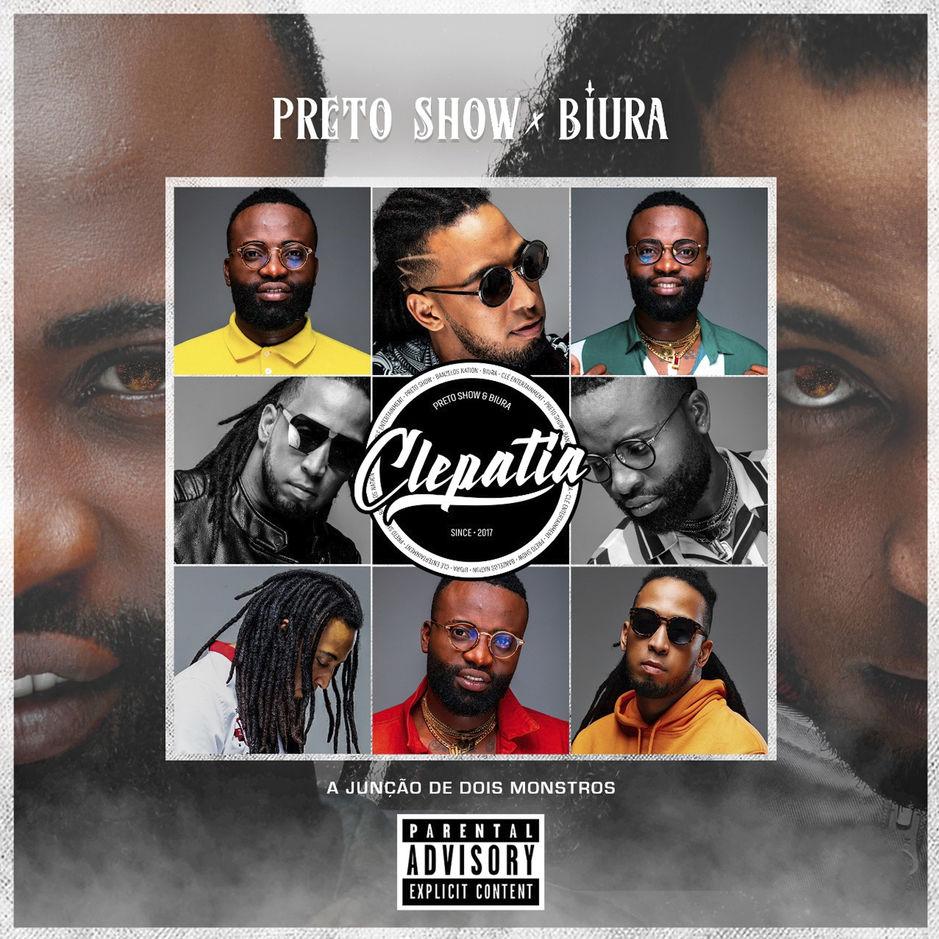 Preto Show Feat Biura - Clepatia Album