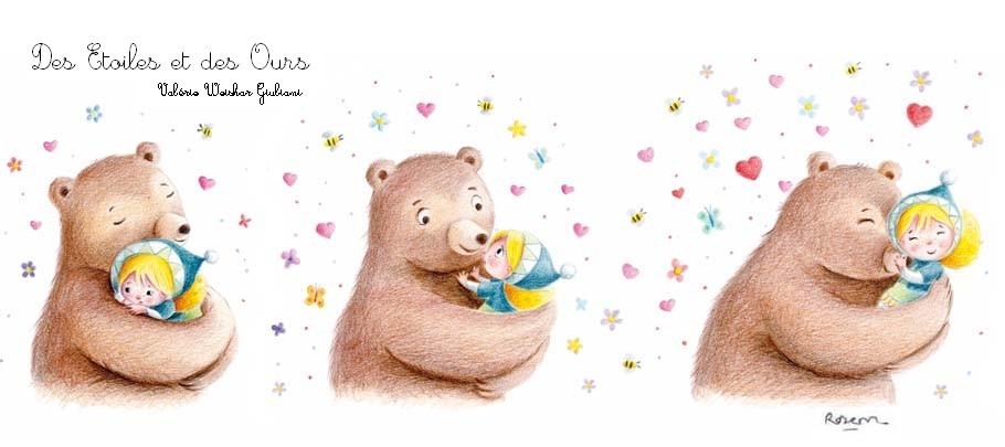Des étoiles et des ours