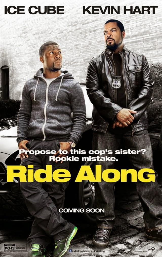 La película Ride Along
