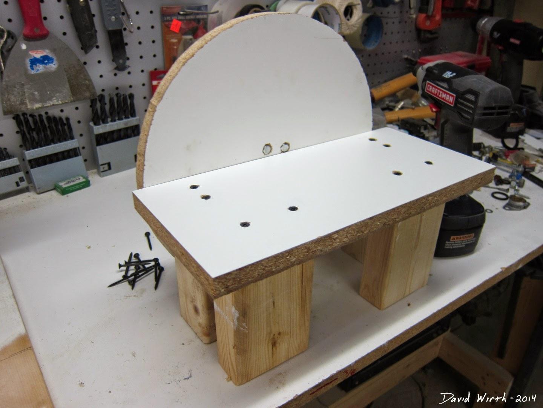big disc sander plans, frame, how to, make, build
