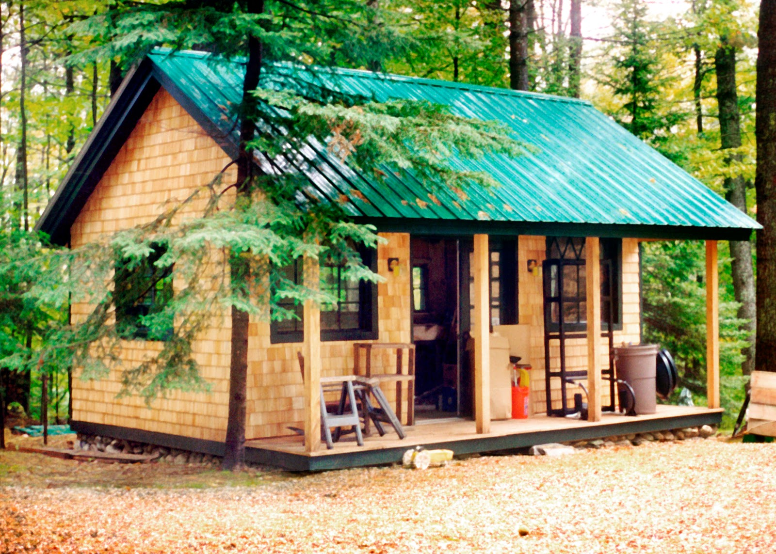 The Jamaica Cottage Shop- TEN AWESOME tiny houses, sheds, n' cabins ...