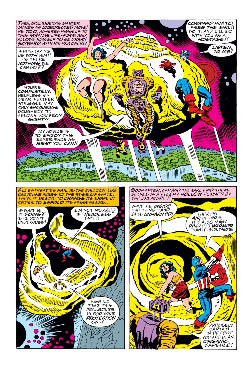 Captain America (1968) Issue #209 #123 - English 5