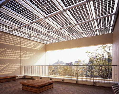 CROATIAN CENTER of RENEWABLE ENERGY SOURCES: Transparent Solar Panels