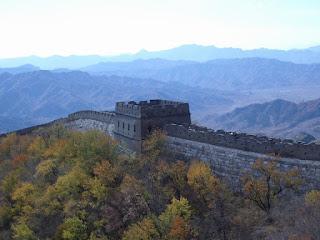 Великая Китайская стена. Фото 10