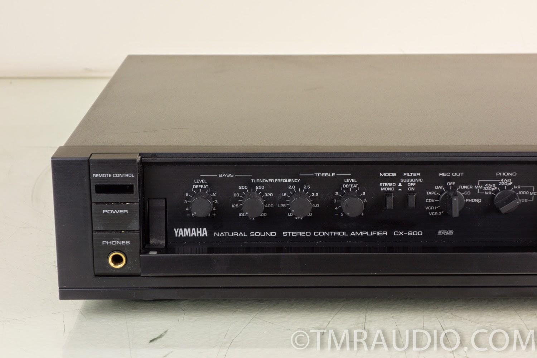 Yamaha Cx  Remote