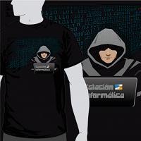 Camiseta Estación Informática