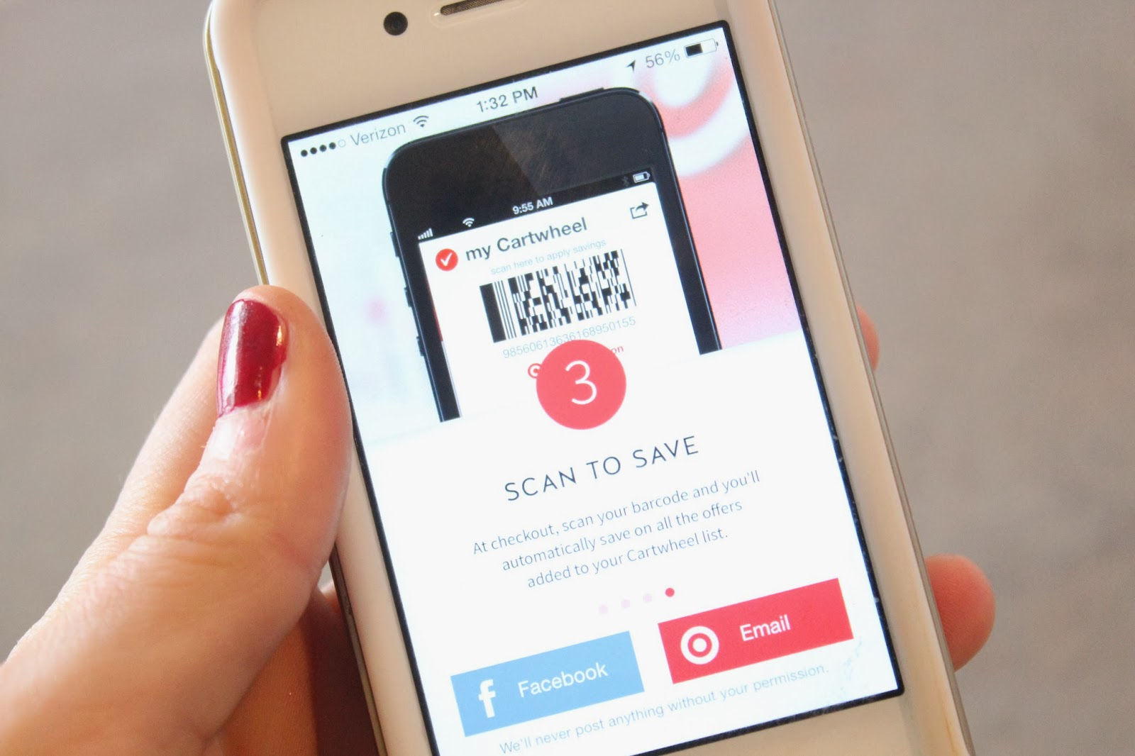 target target coupons sales cartwheel app