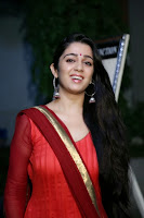 Actress Charmi Kaur Pictures in Red Salwar Kameez at Country Club Asia's Biggest New Year Bash 2014 Press Meet 0004.jpg