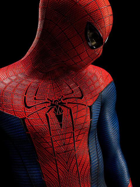 the amazing spiderman, new costume