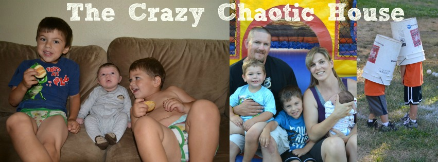 The Crazy Chaotic House
